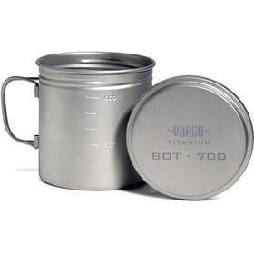 Vargo BOT Flaschen Topf Titan 0,7l